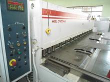 mašine za sečenje lima